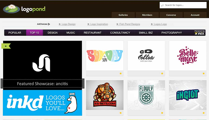 Design Dit Eget Logo